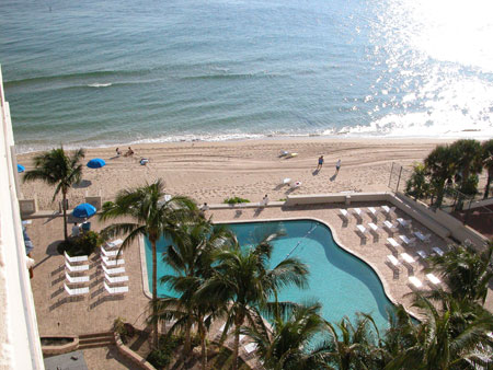 The Pier Pointe Resort Is A Beach Side Hotel Located In Lauderdale By Sea South Fl